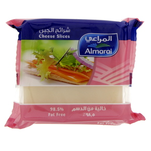 Almarai Cheese Slices Fat Free 200g