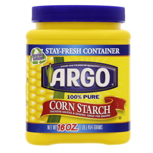 Argo Pure Corn Starch 454 Gm
