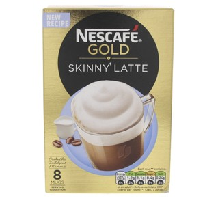 Nescafe Gold Skinny Latte 156g