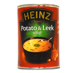 Heinz Potato & Leek Soup 400g