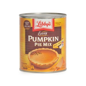 Libbys Easy Pumpkin Pie Mix 850g