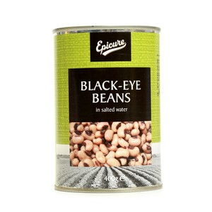 Epicure Black Eye Beans 400g