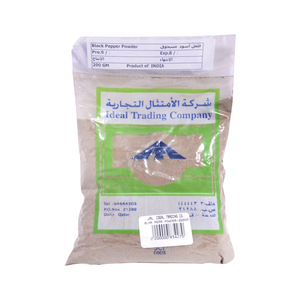 Ideal Black Pepper Powder200g
