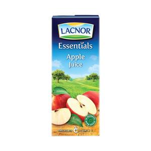 Lacnor Essentials Apple Juice 180ml