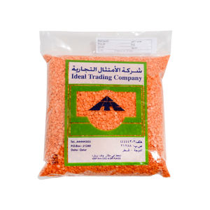 Ideal Red Lentil 1kg