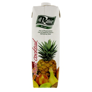 Al Rabie Fruit Cocktail 1Litre