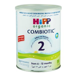 Hipp Organic Combiotic Follow On Formula Stage 2 900g