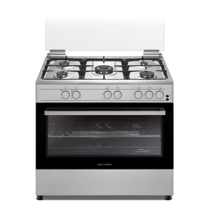 Wolf Power Cooking Range WCR950CI 90x60 5Burner