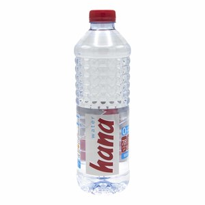 Hana Bottled Drinking Water 600ml