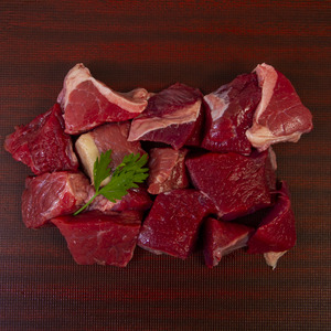 South Africa Beef Cubes 500g Approx. Weight