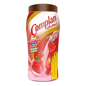 Complan Strawberry Flavoured Powder 400g