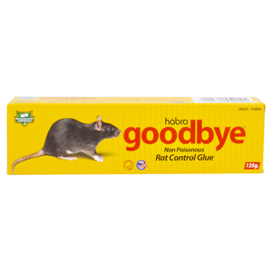 Good Bye Non Poisonous Rat Control Glue 135g