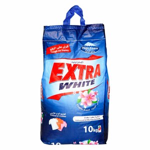 Extra White Washing Powder 10kg