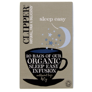 Clipper Organic Sleep Easy Infusion 40g