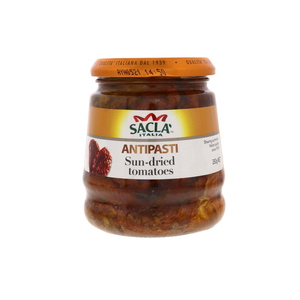 Sacla Antipasti Sun-Dried Tomatoes 280g