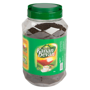 Kanan Devan Tea Dust Jar 400g