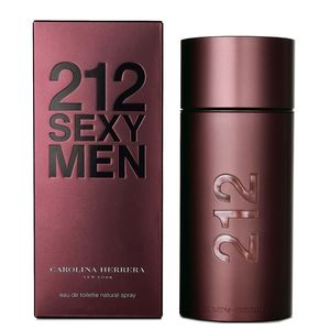 Carolina Herrera EDT 212 Sexy Men 100 Ml