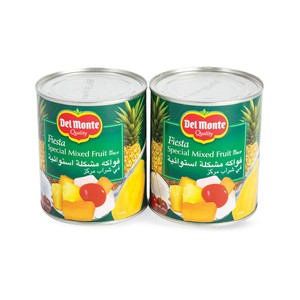 Del Monte Fiesta Mix Fruit in Syrup 850g x 2pcs