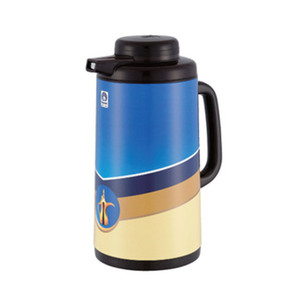 Peacock Flask CIT-100 1Ltr Assorted Color