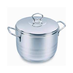 Korkmaz Stainless Steel Astra Casserole With Lid 22cm