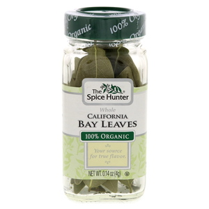 The Spice Hunter California Whole Bay Leaves 4g