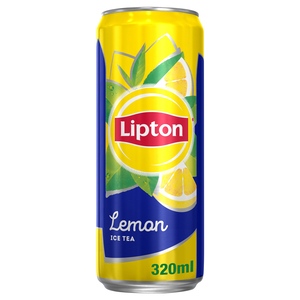 Lipton Lemon Ice Tea Non-Carbonated Refreshing Drink 320ml
