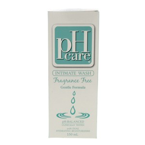 PH Care Intimate Wash Fragrance Free 150ml