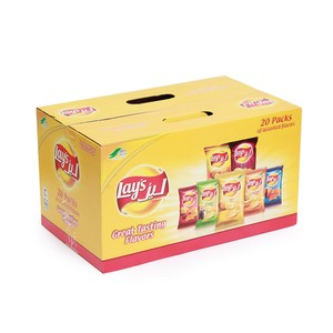 Lay's Chips Assorted Box 20 x 14g