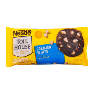 Nestle Toll House White Chocolate Morsels 340g
