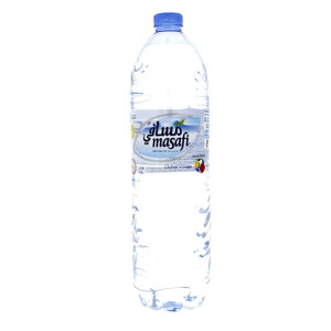 Masafi Bottled Drinking Water 1.5Litre