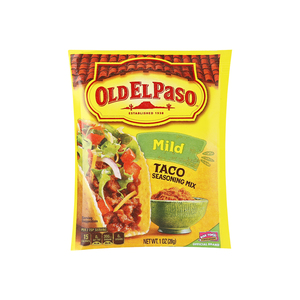 Old El Paso Taco Seasoning Mix Mild 28g