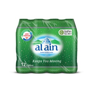 Al Ain Bottled Drinking Water 500ml