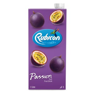 Rubicon Passion Fruit Drink 1Litre