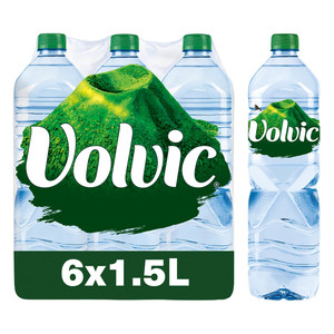 Volvic Natural Mineral Water 1.5Litre