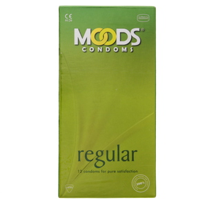 Moods Regular Condoms 12pcs