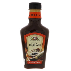 INA Paarman's Sticky Marinade With Soy Sauce 500ml