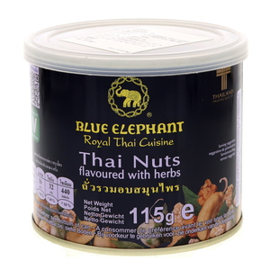 Blue Elephant Thai Nuts 115g