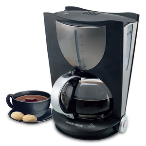 Black&Decker Coffee Maker DCM80-B5