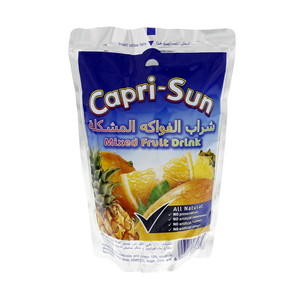 Capri-Sun Mixed Fruit Drink 200ml