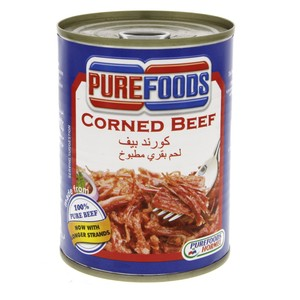 Pure Food Corned Beef 380g
