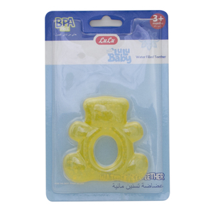 Lulu Baby Water Filled Teether Assorted Colour 1pc