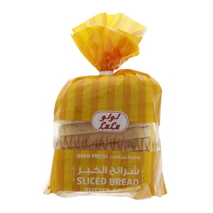 Lulu Sliced Butter Bread 315g