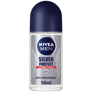 Nivea Men Deodorant Silver Protect 50ml