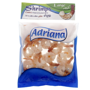 Adriana Cooked Large Shrimp 400g