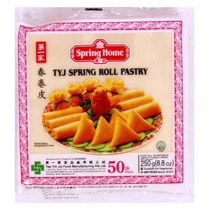 Spring Home TYJ Spring Roll Pastry 250g