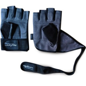 Cardio Fitness Gym Gloves With Wrist Support Assorted Per Set