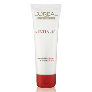 L'Oreal Paris Revitalift Milky Foam 100ml