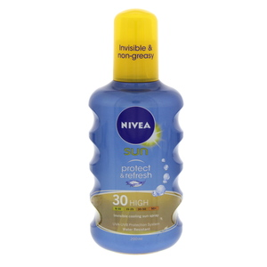 Nivea Sun Protect & Refresh SPF 30 200ml