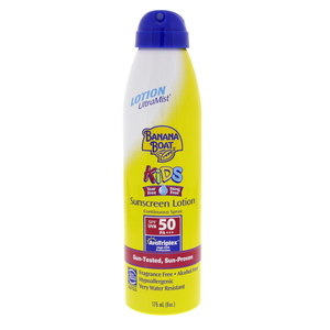 Banana Boat Ultra Mist Kids Sunscreen Lotion SPF 50 175ml