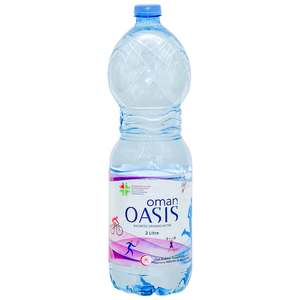 Oman Oasis Balanced Drinking Water 2Litre